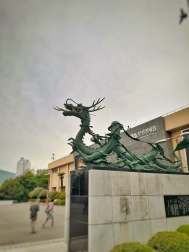 Statue of a Dragon (Yong-du)